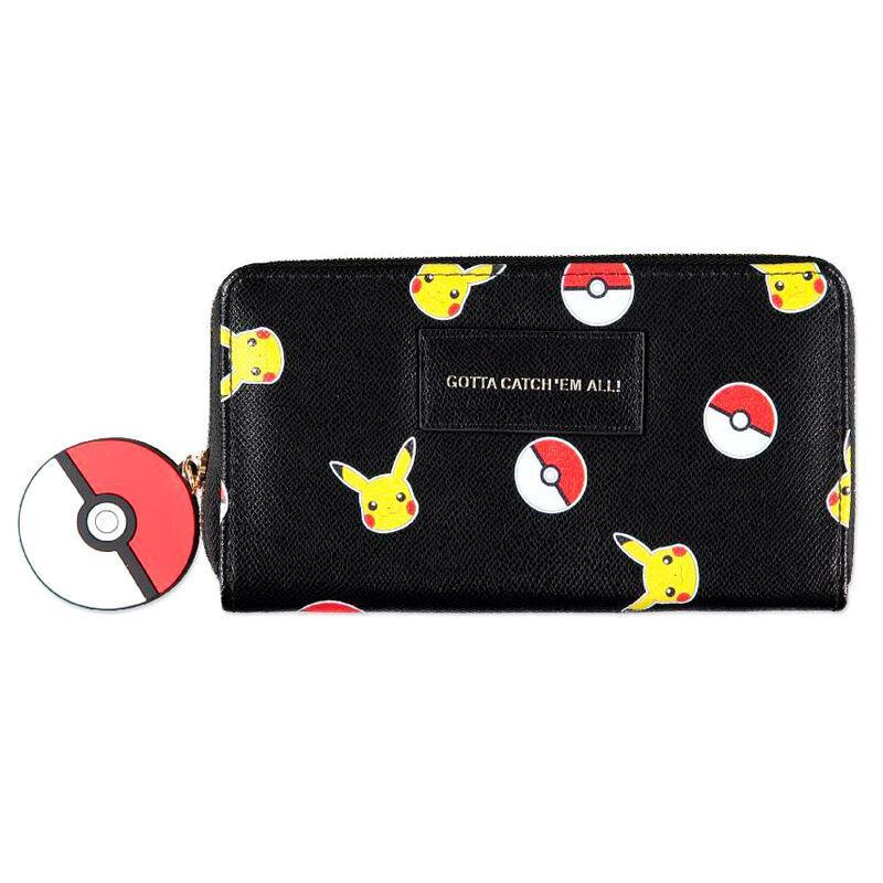 Porte monnaie pikachu