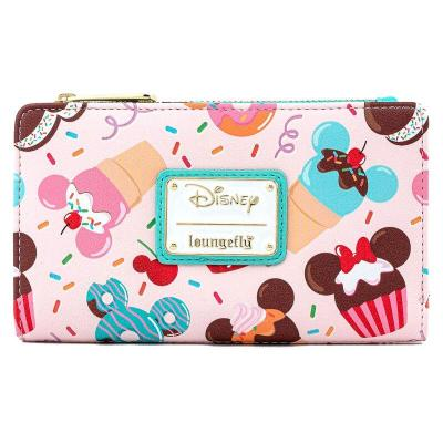 Portefeuille minnie disney loungefly