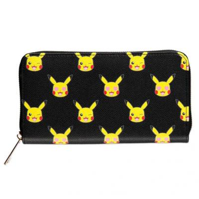 Portefeuille pikachu