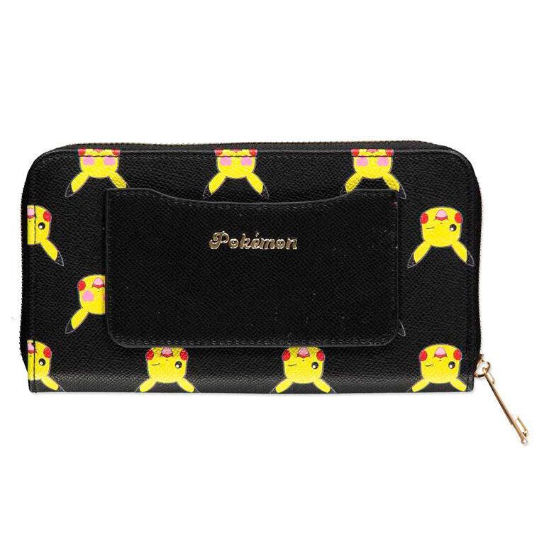 Portefeuille pokemon pikachu