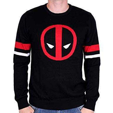 Pull over deadpool marvel