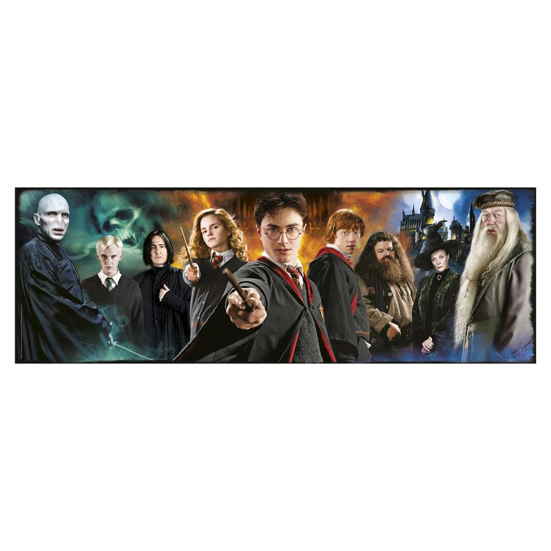 Puzzle 1000 pieces harry potter panorama