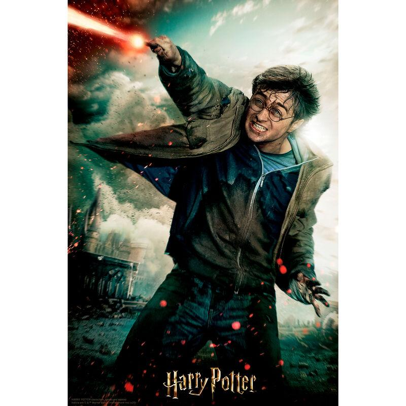Puzzle 3d harry potter 1