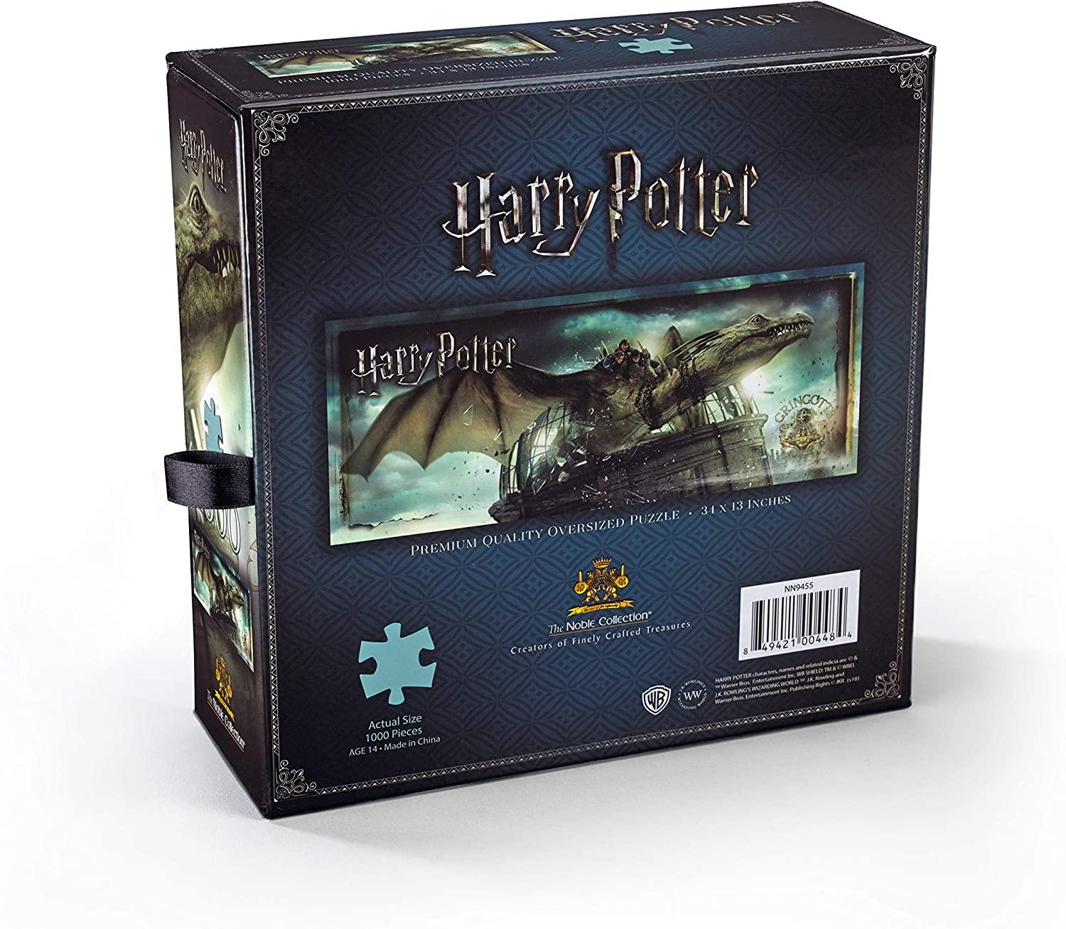 Puzzle evasion banque gringotts harry potter noble collection