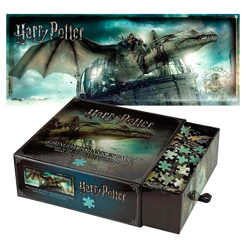 Puzzle gringott bank harry potter