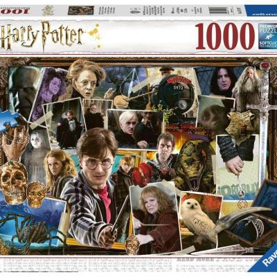 Puzzle harry potter