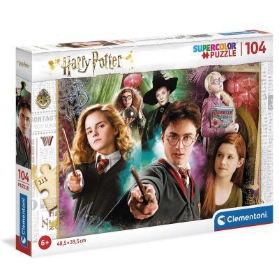 Puzzle harry potter 104 pieces enfant