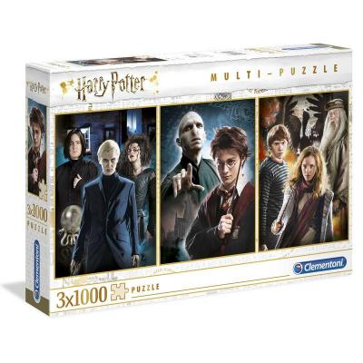 Puzzle harry potter 3 1000 pieces