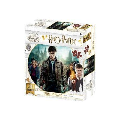 Puzzle harry potter 300 pieces 3d 1