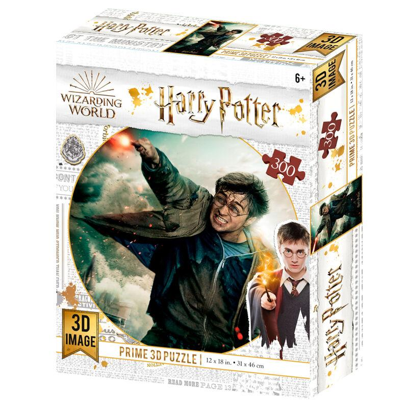 Puzzle harry potter 3d 300 pieces