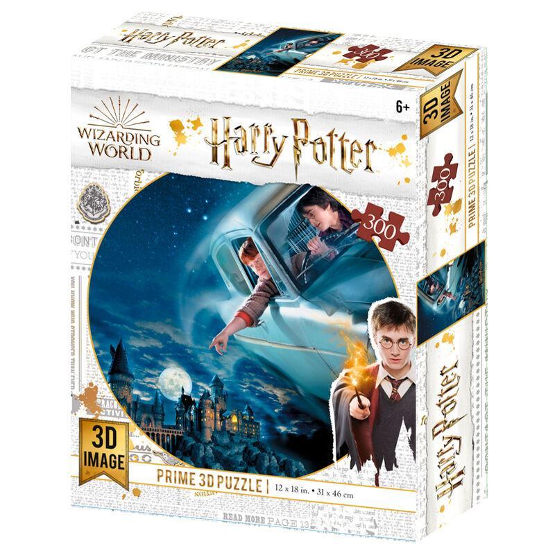 Puzzle harry potter 3d lenticulaire