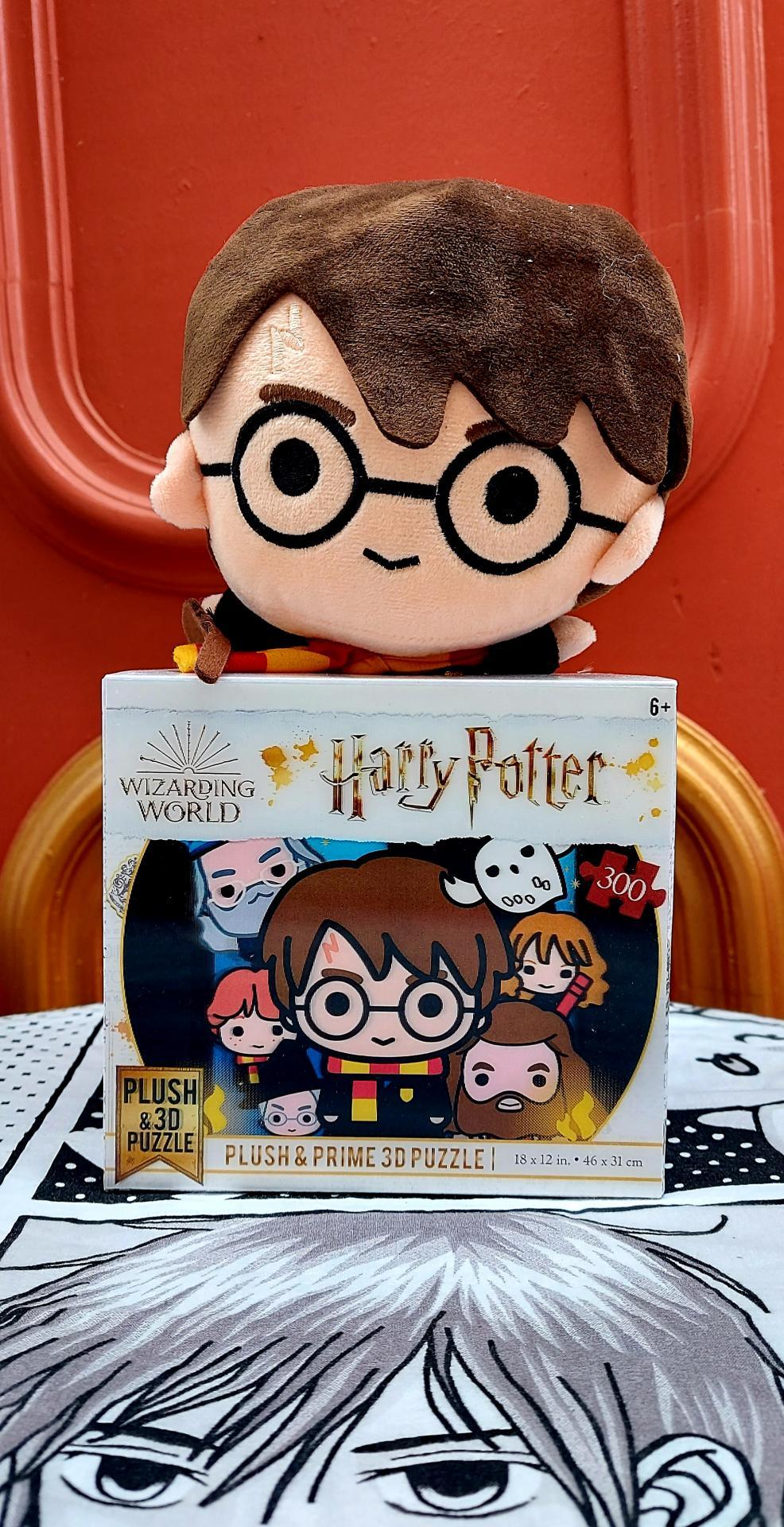Puzzle harry potter 3d peluche harry
