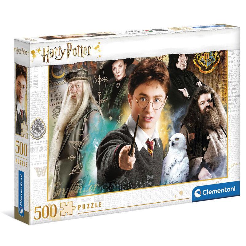 Puzzle harry potter 500 pieces