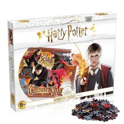 Puzzle harry potter quiddich