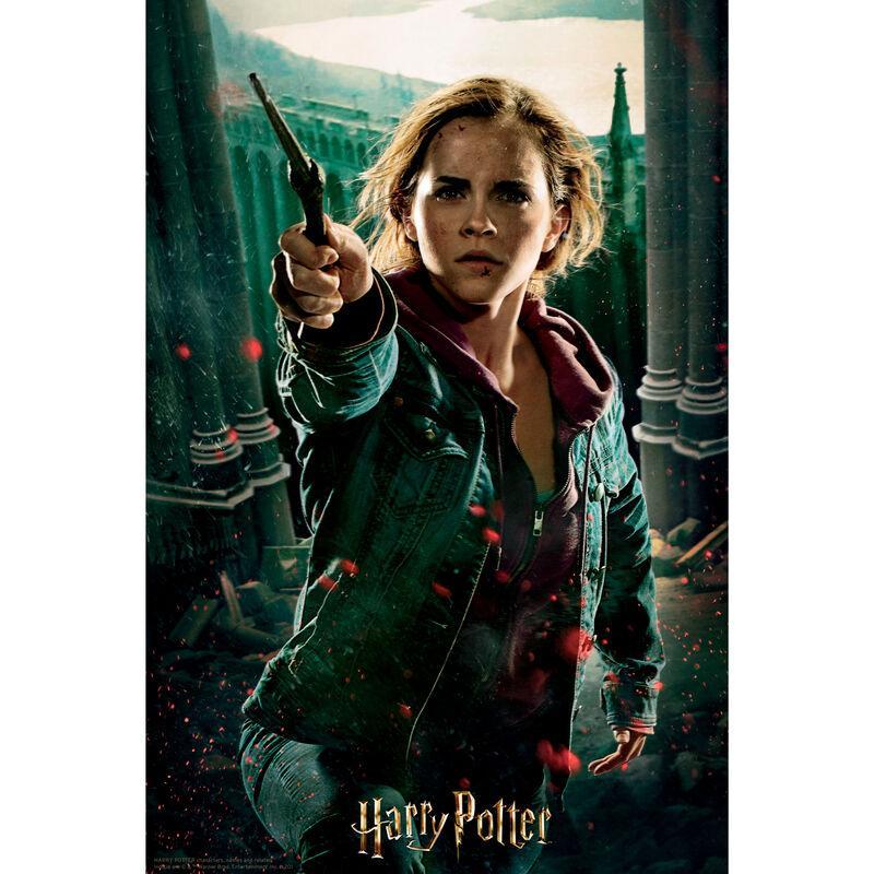 Puzzle hermione 3d harry potter