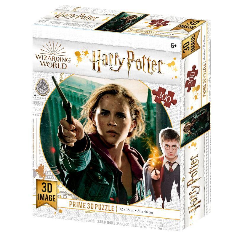 Puzzle hermione 3d