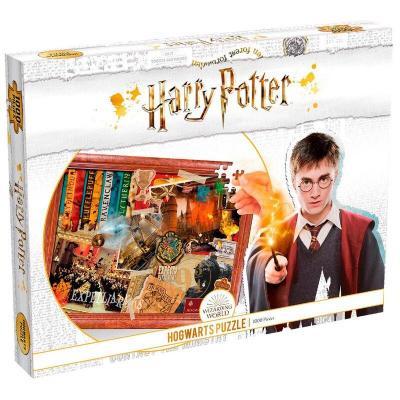 Puzzle hogwarts harry potter 1000 pieces