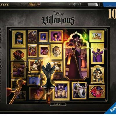 Puzzle jafar disney villainous