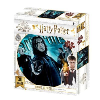 Puzzle lenticulaire harry potter severus rogue 300 pieces