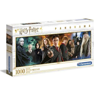 Puzzle panorama harry potter