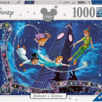 Puzzle peter pan disney ravensburger