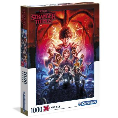 Puzzle stranger things 1000 pieces 1