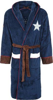 Robe de chambre captain america 1