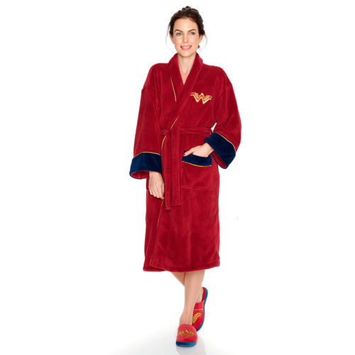 Robe de chambre wonder woman 2