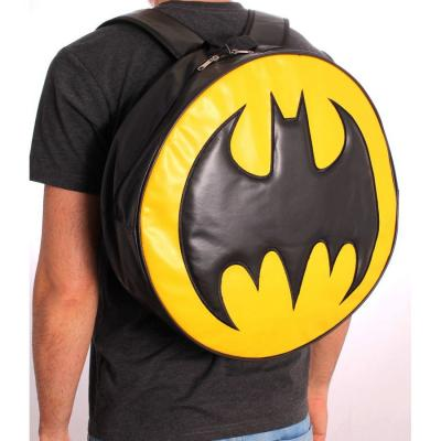 Sac a dos rond batman logo dc comics