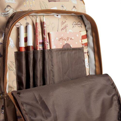 Sac a roulettes harry potter fourniture scolaire