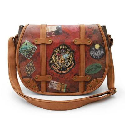 Sac bandouliere harry potter railway muffin bag