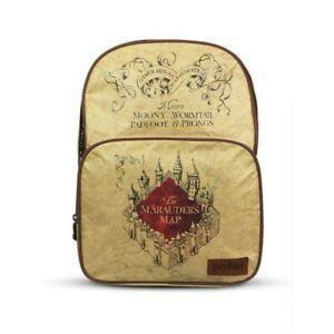 Sac carte du maraudeur harry potter