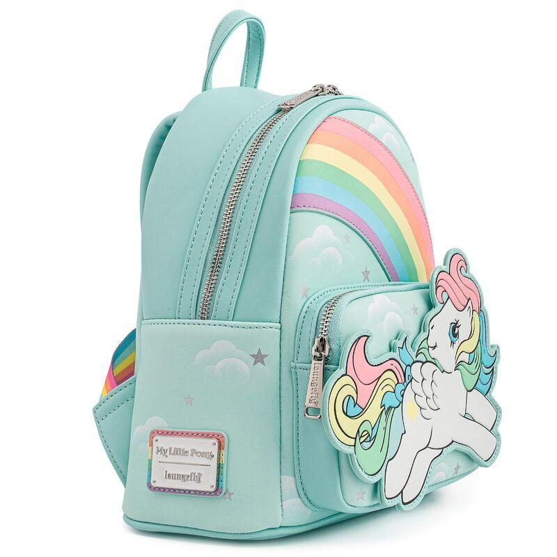 Sac loungefly my little pony mon petit poney starshine rainbow 1