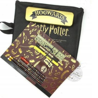 Set papeterie harry potter hogwarts