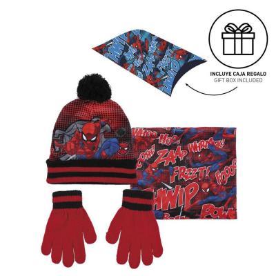 Spiderman enfant vetement hiver