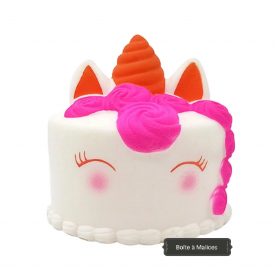 Squichy gateau unicorn