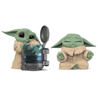Star wars figurine mandalorian yoda the child