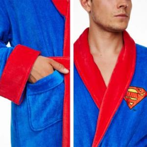 Superman peignoir