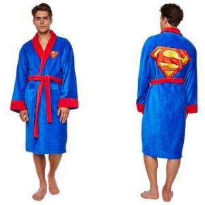 Superman robe de chambre