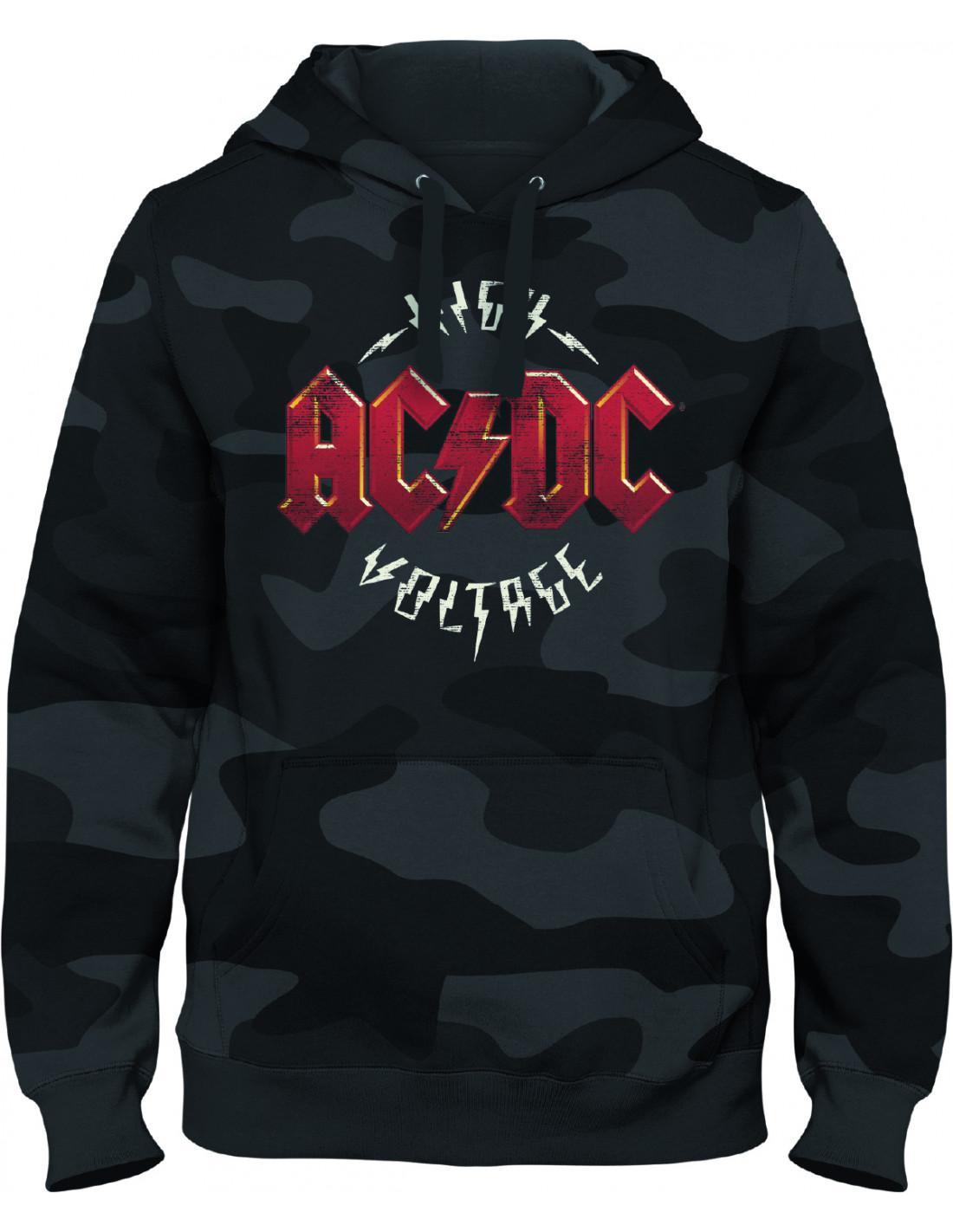Sweat shirt acdc military acdc