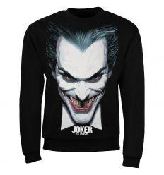 Sweat shirt the joker joker is back