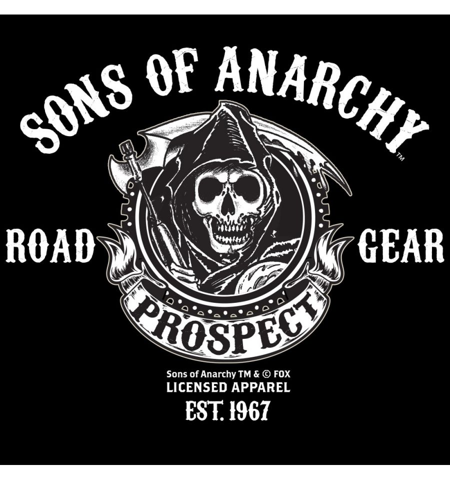 Sweat sons of anarchy men of mayhem