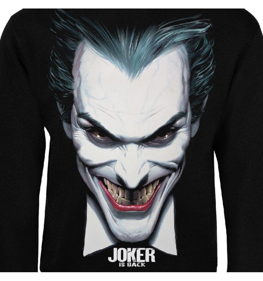 Sweat the joker joker is back