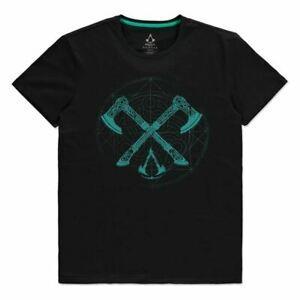T shirt assassins creed valhalla haches