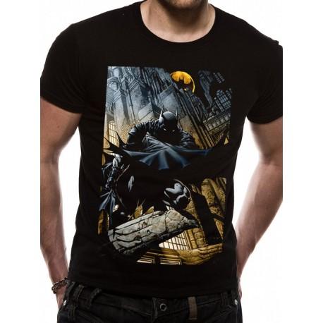 T shirt batman city scape