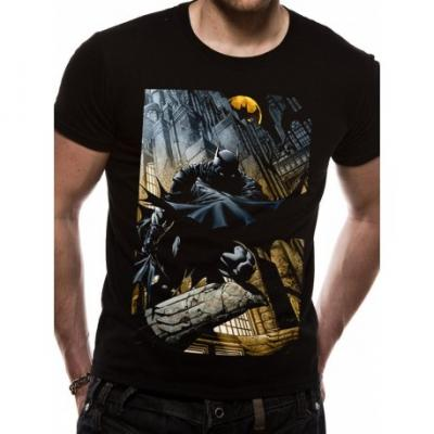 T shirt batman city scape