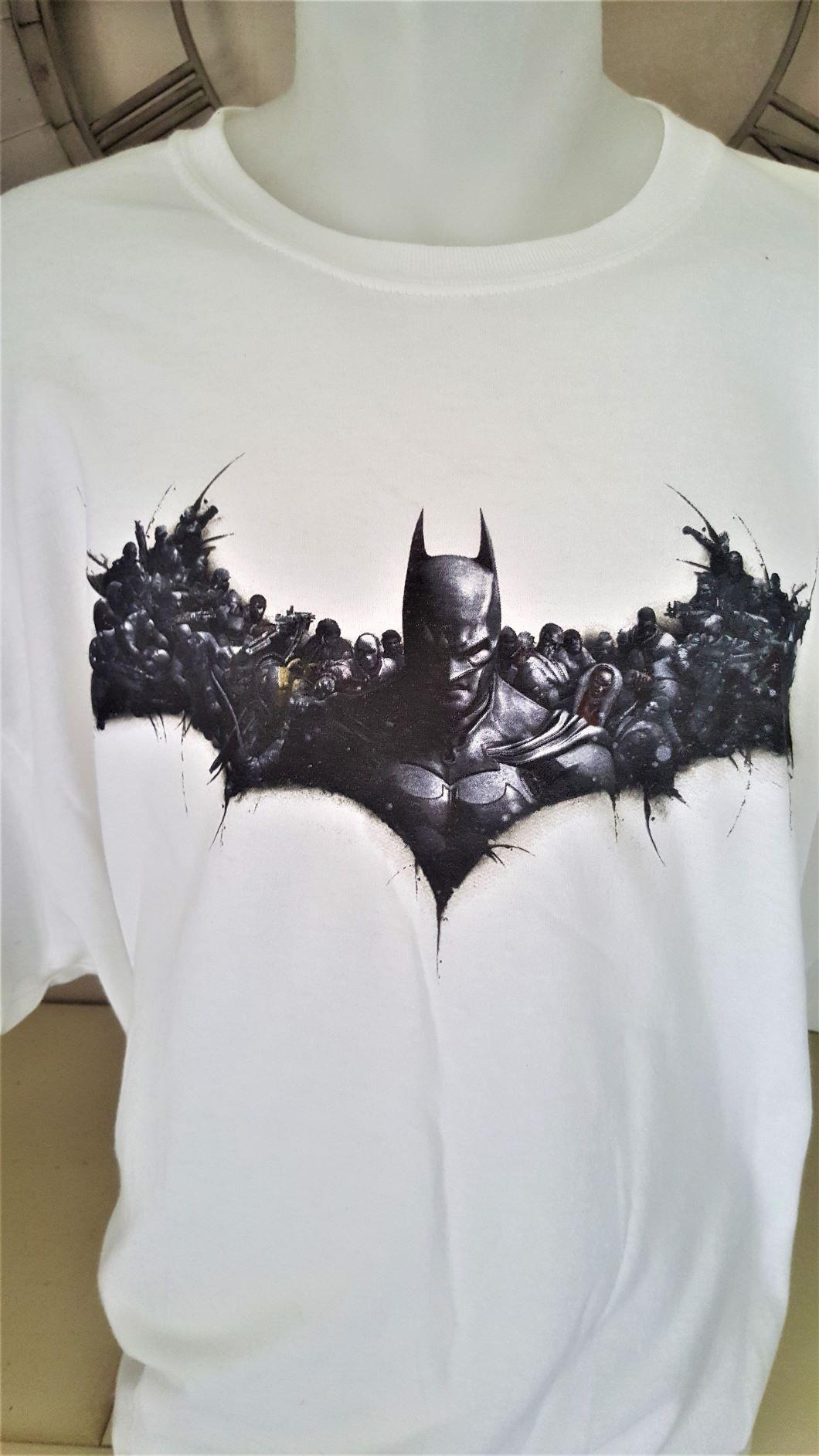 T shirt batman dc comics