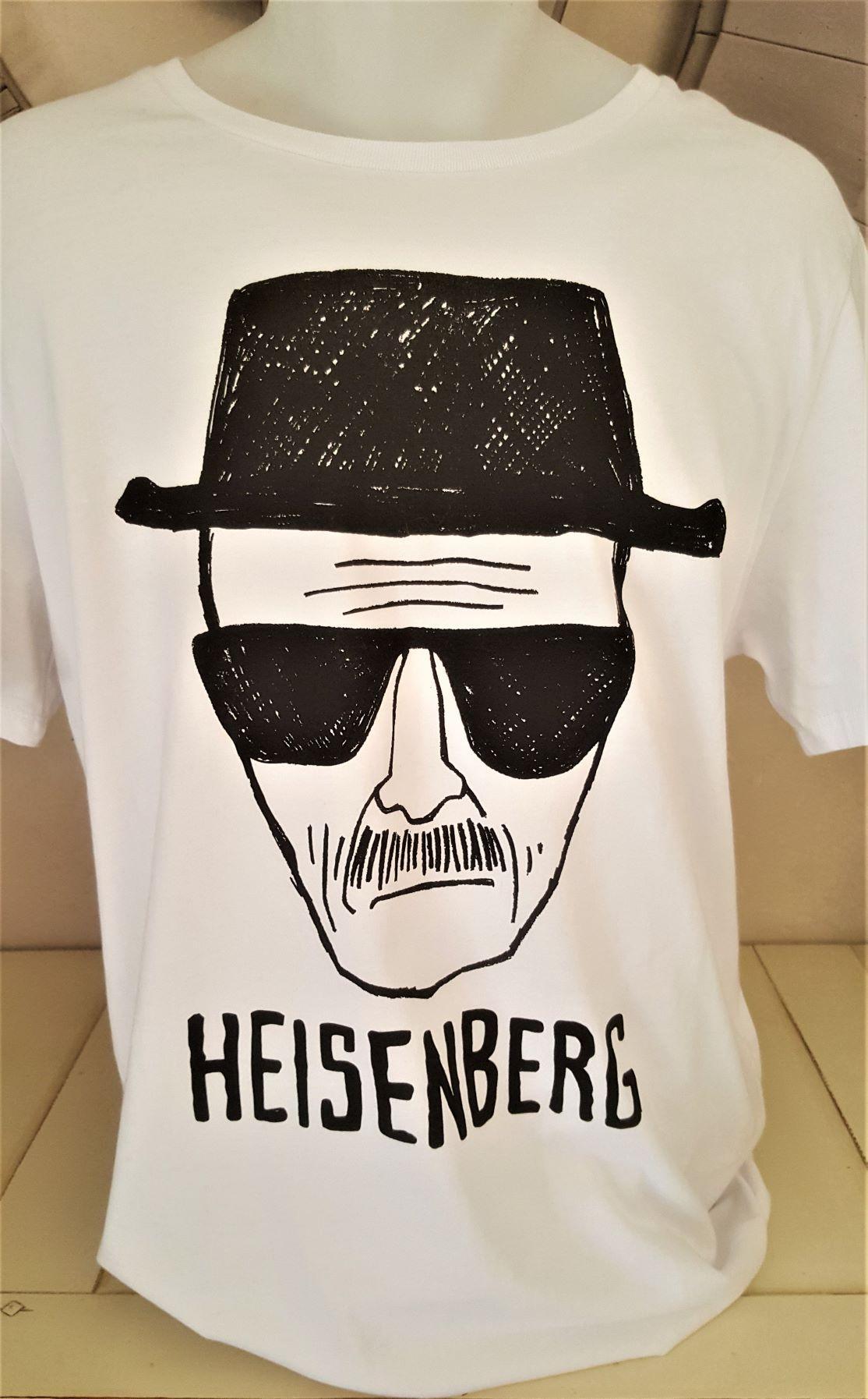 T shirt breaking bad heisenberg