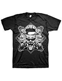T shirt breaking bad noir et blanc