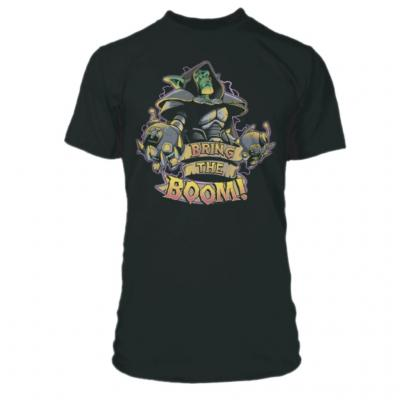 T shirt bring the boom hearthstone